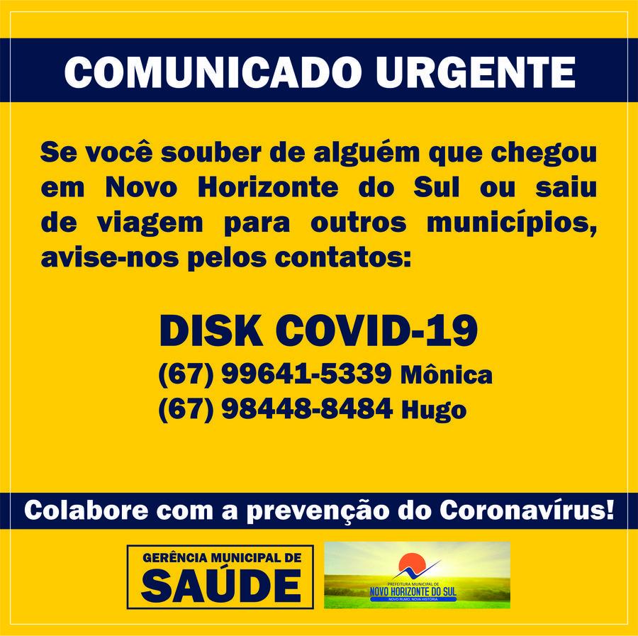 Center disk covid
