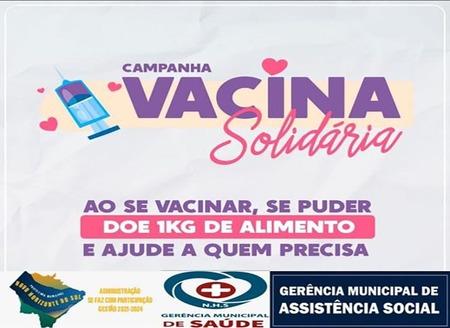 Left or right vacina solidaria