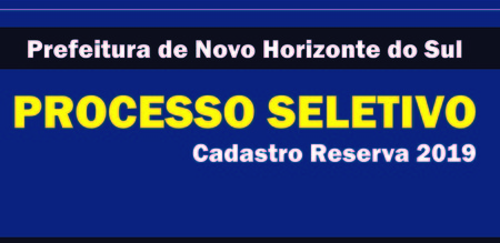 Left or right cadastro reserva